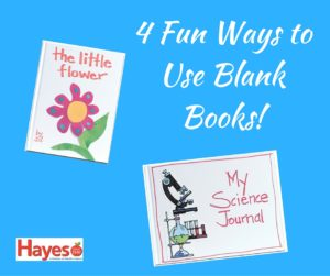 blank books 4 fun ways to use them hayes a division